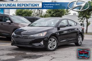 Used 2020 Hyundai Elantra Preferred w-Sun & Safety Package IVT for sale in Repentigny, QC