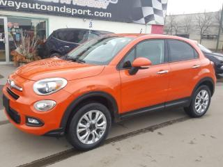 Used 2016 Fiat 500 X Sport for sale in Regina, SK