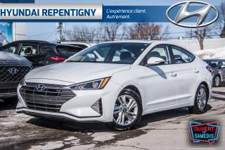 Used 2020 Hyundai Elantra Preferred w-Sun & Safety Package IVT*TOIT OUVRANT* for sale in Repentigny, QC
