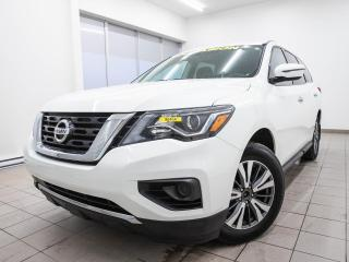 Used 2018 Nissan Pathfinder S AWD CAMÉRA RECUL CLIM 2 ZONES *7 PLACES* PROMO for sale in Mirabel, QC