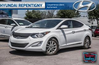 Used 2016 Hyundai Elantra SPORT**A/C, DÉMARREUR À DISTANCE, TOIT OUVRANT** for sale in Repentigny, QC
