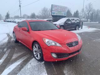 Used 2010 Hyundai Genesis Coupe GT for sale in Komoka, ON