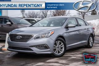 Used 2015 Hyundai Sonata GLS 4 PORTES**A/C, MAGS, CAMÉRA DE RECUL** for sale in Repentigny, QC