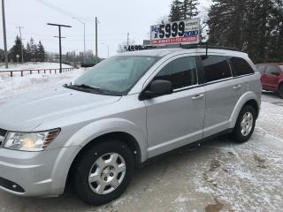 Used 2010 Dodge Journey SE for sale in Oro Medonte, ON