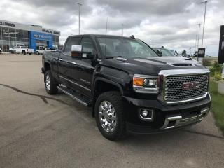 Used 2017 GMC Sierra 2500 HD Denali for sale in Shellbrook, SK