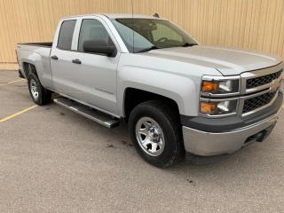 Used 2014 Chevrolet Silverado 1500 4WD Double Cab **CLEAN TRUCK** NO ACCIDENT** for sale in Brampton, ON