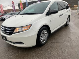 Used 2015 Honda Odyssey 4dr Wgn for sale in Brampton, ON