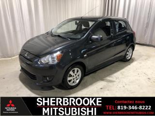 Used 2014 Mitsubishi Mirage MIRAGE SE HATCHBACK 4 portes 5MT for sale in Sherbrooke, QC