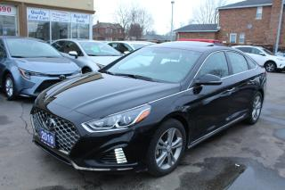 Used 2019 Hyundai Sonata SPORT for sale in Brampton, ON