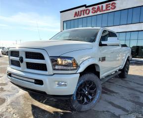 Used 2017 RAM 3500 Laramie for sale in Saskatoon, SK