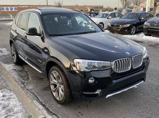 Used 2016 BMW X3 AWD 4dr xDrive28i for sale in Dorval, QC