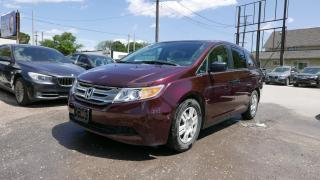 Used 2012 Honda Odyssey LX for sale in Winnipeg, MB