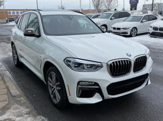 Used 2019 BMW X3 M40i for sale in Dorval, QC