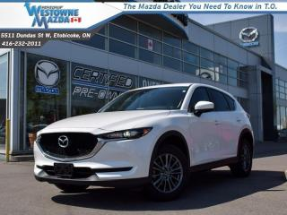 Used 2017 Mazda CX-5 GS  -  Heated Seats for sale in Toronto, ON