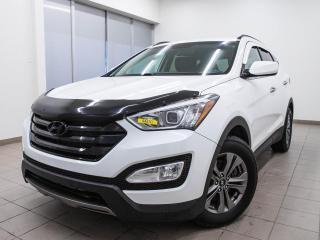 Used 2016 Hyundai Santa Fe Sport AWD PREMIUM 2.4L BLUETOOTH *SIÈGES /VOLANT CHAUFF* for sale in Mirabel, QC