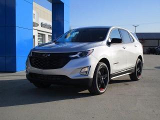 New 2020 Chevrolet Equinox LT AWD / HEATED SEATS / REMOTE START / NAV / BLUET for sale in Estevan, SK