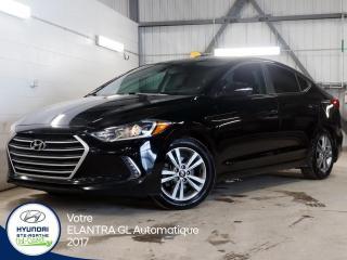 Used 2017 Hyundai Elantra GL Automatique **TRÈS PROPRE** for sale in Val-David, QC