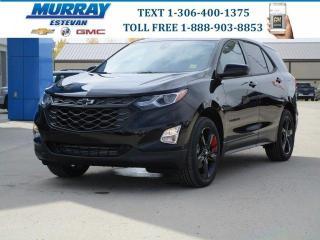 New 2020 Chevrolet Equinox LT AWD / HEATED SEATS / REMOTE START / NAV / BACKU for sale in Estevan, SK