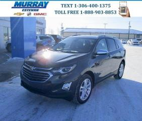 New 2020 Chevrolet Equinox Premier AWD/ SUNROOF / HEATED SEATS / REMOTE START for sale in Estevan, SK