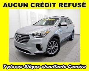 Used 2018 Hyundai Santa Fe XL SIÈGES CHAUFFANTS CAMÉRA *7 PASSAGERS* for sale in Mirabel, QC