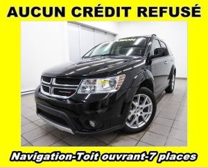 Used 2019 Dodge Journey GT V6 AWD *7 PLACES* DVD *TOIT* CUIR *NAVI* PROMO for sale in Mirabel, QC