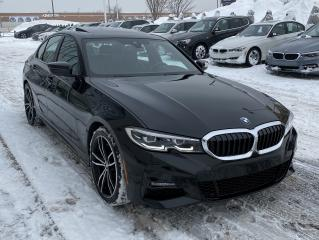 Used 2019 BMW 3 Series Xdrive for sale in Dorval, QC
