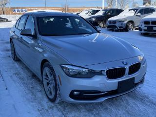 Used 2016 BMW 3 Series 4dr Sdn 320i xDrive AWD South Africa for sale in Dorval, QC