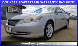 Used 2008 Lexus ES 350 ES 350 with Sunroof! for sale in Dugald, MB
