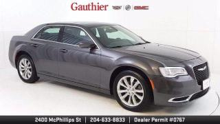 Used 2017 Chrysler 300 Touring AWD, 3.6L V6, Power Sunroof, Loaded for sale in Winnipeg, MB