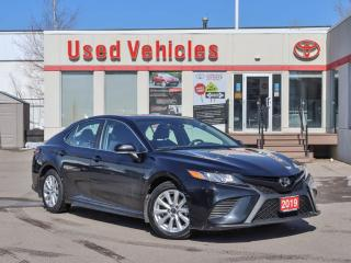 Used 2019 Toyota Camry SE Auto for sale in North York, ON
