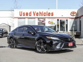 Used 2018 Toyota Camry XSE Auto for sale in North York, ON
