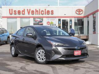 Used 2017 Toyota Prius 5DR HB for sale in North York, ON