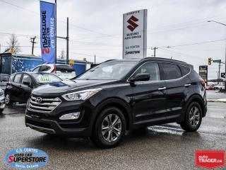 Used 2014 Hyundai Santa Fe Sport Premium AWD ~Heated Seats + Wheel ~Fog Lamps for sale in Barrie, ON