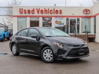 Used 2020 Toyota Corolla L CVT for sale in North York, ON