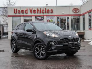 Used 2020 Kia Sportage LX AWD for sale in North York, ON