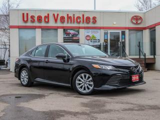 Used 2019 Toyota Camry LE | H SEATS | R CAMERA | ALLOYS | POWER DRIVER ST for sale in North York, ON