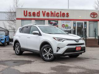 Used 2016 Toyota RAV4 XLE AWD | SUNROOF | ALLOYS | R CAM | H SEATS for sale in North York, ON