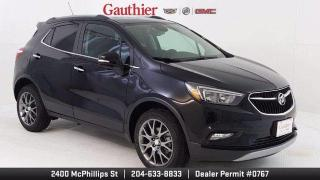 New 2019 Buick Encore Sport Touring for sale in Winnipeg, MB