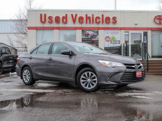 Used 2017 Toyota Camry 4dr Sdn I4 Auto LE for sale in North York, ON