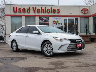 Used 2017 Toyota Camry LE | R CAMERA | HEATED SEATS | POWER DRIVER SEAT for sale in North York, ON