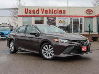 Used 2019 Toyota Camry LE Auto for sale in North York, ON
