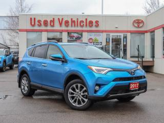 Used 2017 Toyota RAV4 LIMITED  for sale in North York, ON