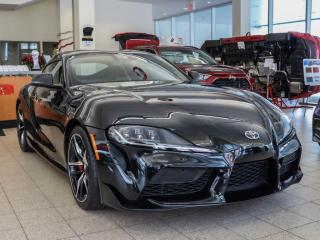 Used 2020 Toyota Supra coupé for sale in North York, ON