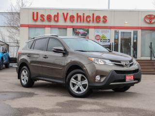 Used 2013 Toyota RAV4 XLE | SUNROOF | R CAM | H SEATS | ALLOYS | CRUISE for sale in North York, ON