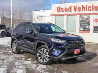 Used 2019 Toyota RAV4 LEATHER | CAM| 19