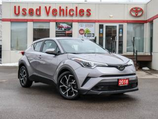 Used 2018 Toyota C-HR XLE|UPGRADE|BLINDSPOT|18