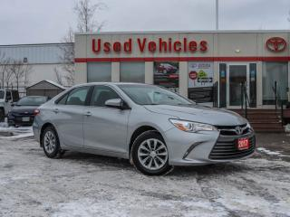 Used 2017 Toyota Camry REV CAMERA | BLUETOOTH| LOW MILEAGE | HANDSFREE for sale in North York, ON