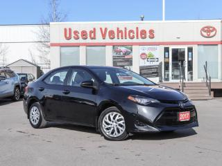 Used 2017 Toyota Corolla HEAT SEATS | BCKP CAM | LANE ASSIST | BLUETOOTH for sale in North York, ON