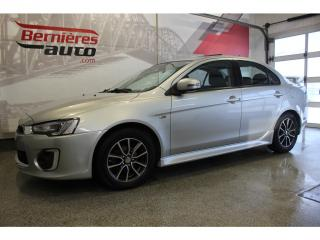 Used 2017 Mitsubishi Lancer LIMITED AWD+ TOIT for sale in Lévis, QC