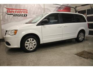 Used 2017 Dodge Grand Caravan SXT Stow 'n' Go for sale in Lévis, QC